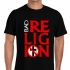 Stacked Bad Religion Tee (Black) - Sales pic. (740x1000)