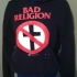 Crossbuster - Bad Religion -text (Black) - Front (416x500)