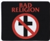 Bad Religion Crossbuster Mousepad - Mousepad (1217x1000)