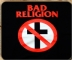 Bad Religion Crossbuster Mousepad - Sales pic. (672x560)