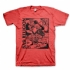 Television Tee (Red) - Sales pic. (400x400)