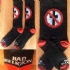 Bad Religion Large Crossbuster Socks (Black and Red) - MultiView (1000x1000)