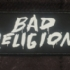 Graffiti Bad Religion Patch - Patch (348x218)