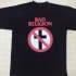 Crossbuster - Bad Religion -text Tee (Black) - Front (1297x1000)