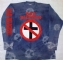 Crossbuster - Bad Religion Blue Tie Dye - Front (1054x1000)
