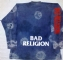 Crossbuster - Bad Religion Blue Tie Dye - Back (1053x1000)