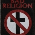 Bad Religion-Crossbuster -Patch - Patch (640x807)