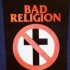 Bad Religion-Crossbuster -Backpatch - Backpatch (839x1000)