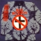 Crossbuster - Bad Religion Dark Blue/Gray Tie Dye - Front (1002x1000)