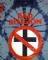 Crossbuster - Bad Religion Dark Blue/Gray Tie Dye - Front (Close-Up) (795x1000)