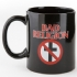 Bad Religion Crossbuster Mug - Mug (400x400)