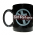 Bad Religion Crooked Shadow Cross Mug - Mug (400x400)
