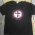 Crossbuster - Bad Religion -text Tourdates Tee (Black) - Front (1058x890)
