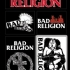 Assorted Bad Religion -Sticker Set -  (200x300)
