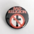 Bad Religion - Crossbuster -Button - Original crossbuster button (1000x750)