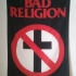 Bad Religion Crossbuster -Flag - Flag (750x1000)