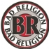 Bad Religion Circular Logo Sticker - Sticker (550x549)