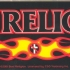 Bad Religion sticker - Flames - Sticker (953x276)