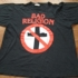 Crossbuster - Bad Religion Tee (Black) - Front (492x355)