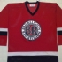 Hockey Jersey Jersey (Red) - Front (1357x915)