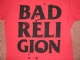 Bad Religion Girlie Tee - Front Closeup (640x480)