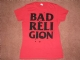 Bad Religion Girlie Tee - Front (640x480)