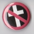 Crossbuster Pinback -Button - CB Button (338x404)