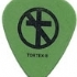 Guitar Pick - Crossbuster Dunlop Tortex Turtle -  (92x113)