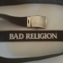 Bad Religion Scout Belt - Olive Green BR Belt  (1333x1000)