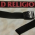 Bad Religion Belt (Black) - Belt (1308x579)