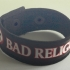Bad Religion 2 Crossbusters -Wristband/Bracelet (Black) - Closed (550x484)