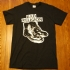 Crossbuster Boots - True North American Tourdates Tee (Black) - Front (912x912)
