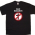 Bad Religion Crossbuster Tee (Black) - Front (1084x1000)