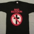 Recipe For Hate Crossbuster North American Tour Tee (Black) - Front (1119x1000)