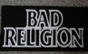 Bad Religion text -Patch - Patch (500x308)