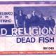 12/4/2004 - Porto Alegre - Ticket stub