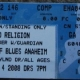 4/4/2008 - Anaheim, CA - ticket