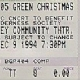 12/9/1994 - Berkeley, CA - Ticket stub