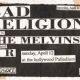 4/12/1992 - Hollywood, CA - Untitled