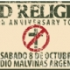 10/8/2011 - Buenos Aires - 30th Anniversary Tour