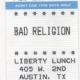 2/20/1995 - Austin, TX - Untitled