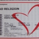 6/19/2013 - Bologna - Ticket stub