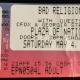 5/4/1996 - Vancouver, BC - Untitled