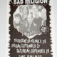 9/27/1996 - Hollywood, CA - Show poster