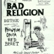 11/3/1984 - Long Beach, CA - Show flyer