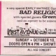 10/10/1993 - Minneapolis, MN - Ticket stub