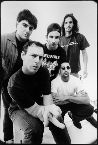 The band | The Bad Religion