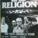 2001 - The New America - European Tour - tour poster