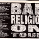 1990 - No Control - North American Tour - Untitled